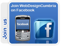 Join Web Design Cumbria on Facebook